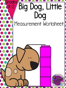 Measurement - introductory activity worksheet