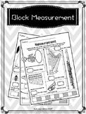 Measurement Worksheet with Ruler