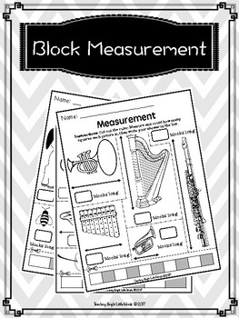 Measurement Worksheet with Ruler