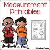 Measurement Printables