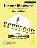 Teaching Perimeter, Area, Measurement Worksheets - 3rd, 4th, 5th Grade Math