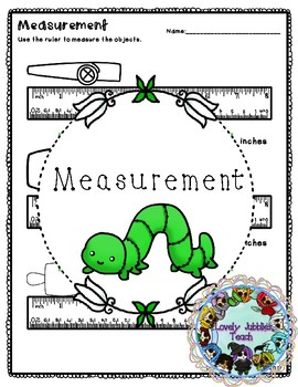 Measurement Worksheets: Print and Go