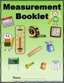 Measurement Worksheets for Length, Weight, Capacity, Calen
