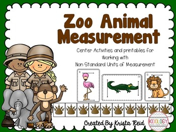 Measurement / Measurement Practice / Non Standard Measurement