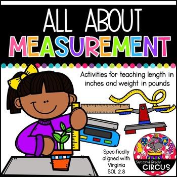 Measurement (aligned with Virginia SOL 2.11)