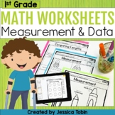 Measurement and Data- 1st Grade Math Printables Worksheets