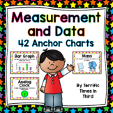 Measurement and Data: 39 Anchor Charts