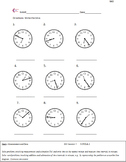Measurement and Data 3MD All Standards Third Grade Common Core Math Worksheets