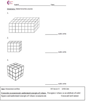 Measurement and Data 5.MD All Standards Fifth Grade Common Core Math Worksheets