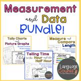 Measurement and Data Bundle- CCSS Grade 1