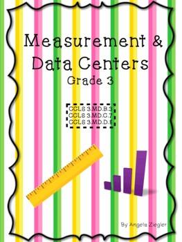 Measurement and Data Centers, Grade 3