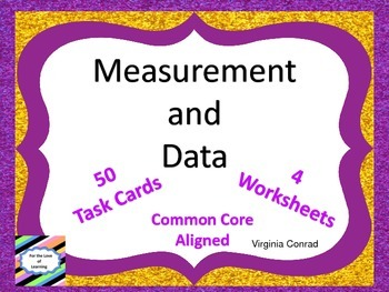 Measurement and Data---Common Core---Third Grade