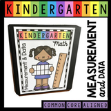Measurement and Data Complete Kindergarten UNIT - Math Cen