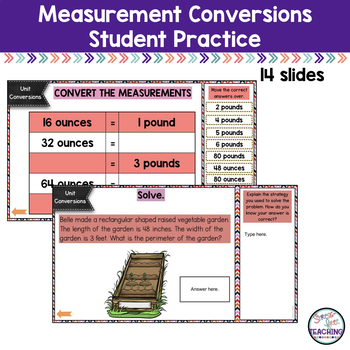 Measurement and Data Digital Math Unit
