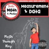 Measurement and Data Lessons For Kindergarten
