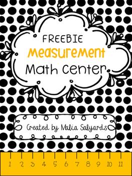 Measurement and Data Math Center