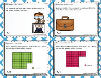 NWEA MAP Prep Math Measurement RIT Band 201-220 Interventions