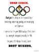 Measurement and Data: Olympic Games