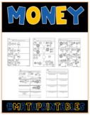 2.MD.8 - Problem Solving with Money - CCSS Aligned