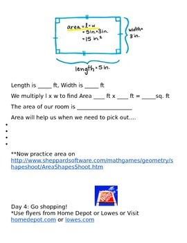 Measurement and Data Project