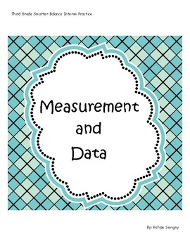 Measurement and Data SBA Interim Practice