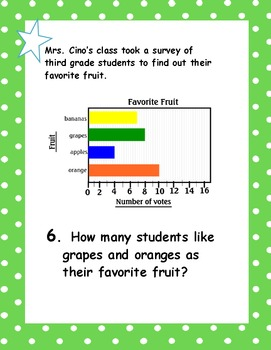 Measurement and Data Scoot Activity