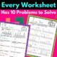 Third Grade Measurement and Data Worksheets