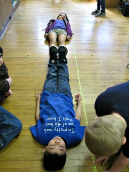 Measurement And Estimating Math Giant Project 3rd Grade