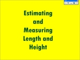 Measurement and Estimation--Non-Standard Units