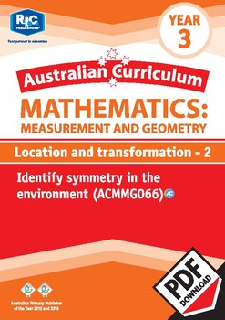 Measurement and Geometry: Location and transformation 2 – Year 3