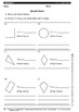 Measurement and Geometry: Shape 1 – Year 2