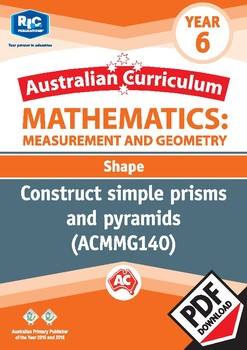 Measurement and Geometry: Shape – Year 6