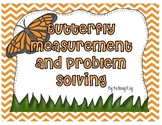 Measurement and Problem Solving with Hungry Caterpillars
