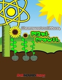 Measurement and Science, Plant Growth {Measurement Activity}