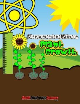 Measurement and Science, Plant Growth {Measurement Activity}