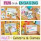 Measurement and Time - Kindergarten