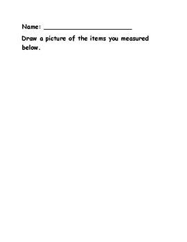 Measurement-centimeters