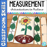Measurement with Non Standard Units Activities