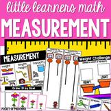 Measurement for Preschool, Pre-K, & Kindergarten (Capacity