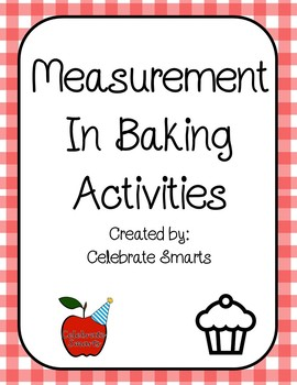 Measurement in Baking Activities