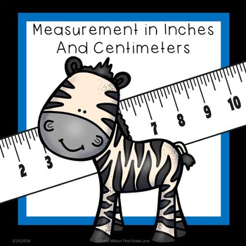 Measurement in Inches and Centimeters