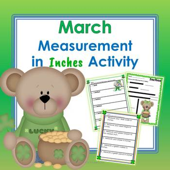 Measurement in Inches March