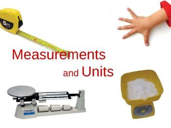 Measurement in Science