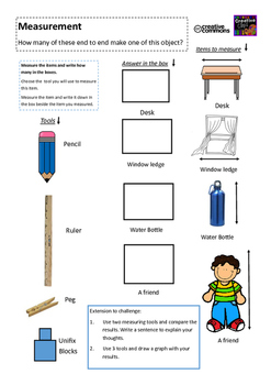 Measurement in the Classroom