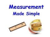 Measurement is Easy!!