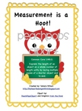 Measurement is a Hoot! (Common Core 1.MD.2 & 2.MD.4)