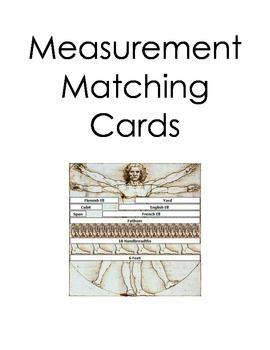 Measurement Cards