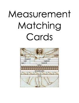 Measurement Cards