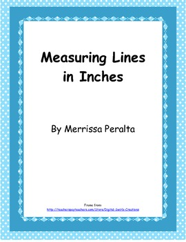 Measurement of Lines in Inches