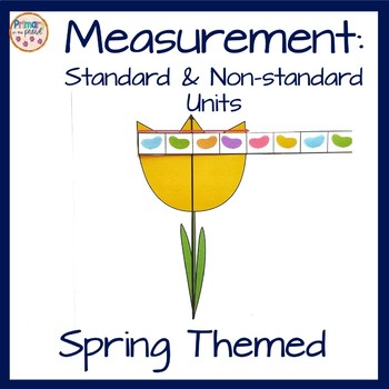 Measurement using nonstandard forms- fun and engaging Spri